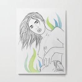 Brenda Fernandez Metal Print