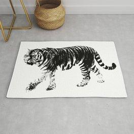 Tiger Prowl Rug