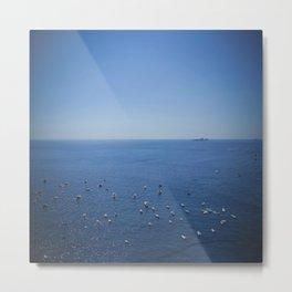 Amalfi coast 1 Metal Print