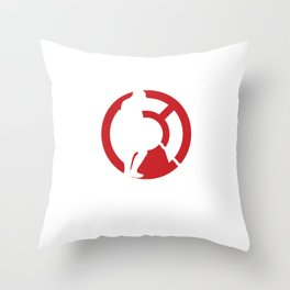 Detectorist Metal Sensor Treasure Hunters Gift Throw Pillow