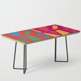 Love Pop Art Coffee Table