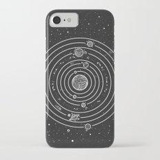 SOLAR SYSTEM iPhone 7 Slim Case