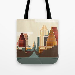 Austin Skyline Umhängetasche