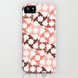 A motif from Egypt iPhone Case