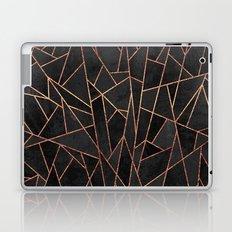 Shattered Black / 2 Laptop & iPad Skin