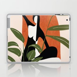 Abstract Female Figure 20 Laptop & iPad Skin