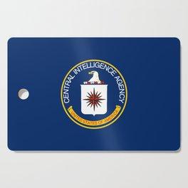 CIA Flag Cutting Board