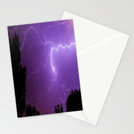 Electrifying Stationery Cards