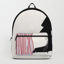 stevie nicks - rock a little cover - Backpack