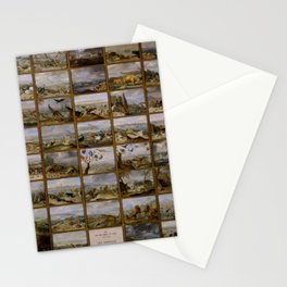 """Jan van Kessel de Oude """"The four parts of the world"""" Stationery Cards"""