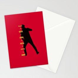 Klopp Red Stationery Cards