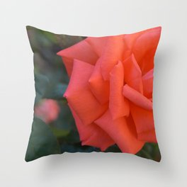 Wednesdays are for Pink Throw Pillow