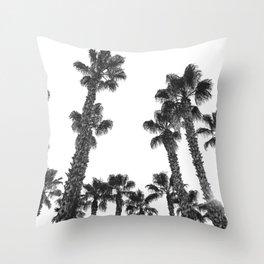 16 Palm Trees Art Print {2 of 2} Throw Pillow