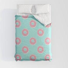 Donut Ocean Comforters