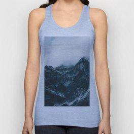 Cloud Mountain - Landscape Photography Unisex Tank Top