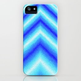 Blue Sabers iPhone Case