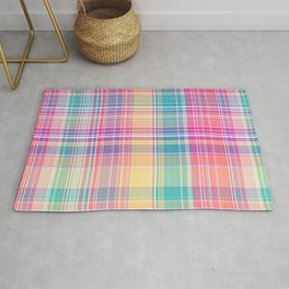 Colorful Sarong 3 Rug