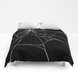 Spiderweb Comforters