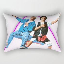 ~ Bill and Ted ~ Rectangular Pillow