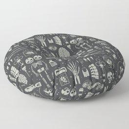 Oddities: X-ray Floor Pillow