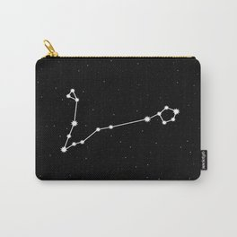 Pisces Star Sign Night Sky Carry-All Pouch