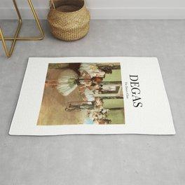 Degas - The Dance Class Rug