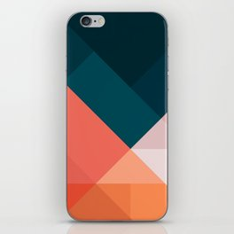 Geometric 1708 iPhone Skin