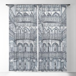 The Beekman Sheer Curtain