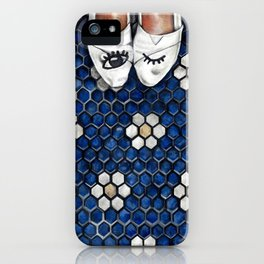 Art Beneath Our Feet Project - Grand Rapids iPhone Case