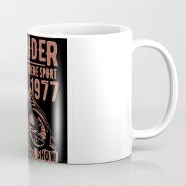 Pro Rider Coffee Mug