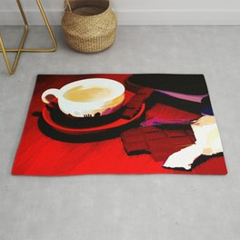 It's Coffee Time Rug