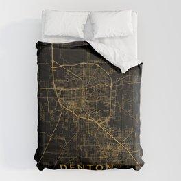 Denton, United States - Gold Comforters