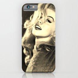 Vintage Lady Ann Margaret iPhone Case