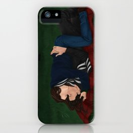 the same but different iPhone Case