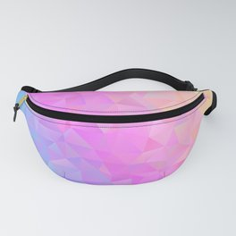 Unicorn Rainbow Sparkling Crystal Fanny Pack