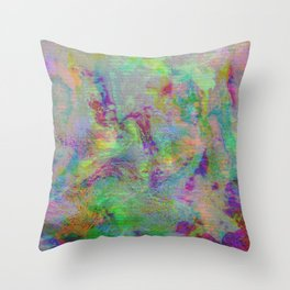 4G-Seastorm phasers Throw Pillow