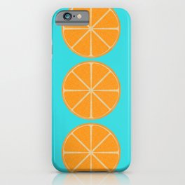 Vitamin C overload iPhone Case