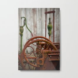 The Farm 1 Metal Print