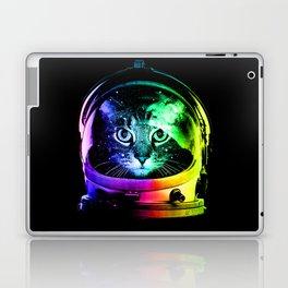 Astronaut Cat Laptop & iPad Skin