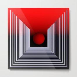 games with geometry -131- Metal Print