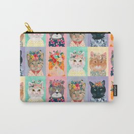 Cat land Carry-All Pouch