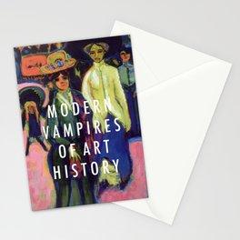 Modern Vampires Stationery Cards
