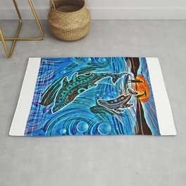 Whales Tale Rug