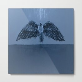 Ascending Angel Metal Print