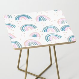 Rainbow Chroma Pastel Side Table