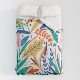 Cyclamen Comforters