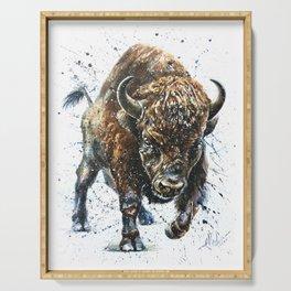 Buffalo Serving Tray