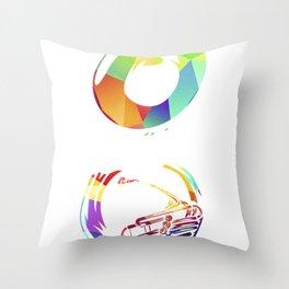 Sousaphone Gift Throw Pillow