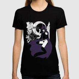 Dark Titan Raven Color Splash T-Shirt