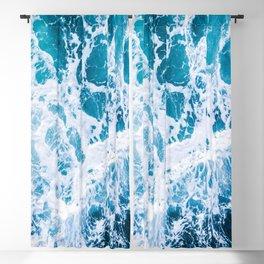Perfect Ocean Sea Waves Blackout Curtain
